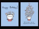 Birthday Cards for Face Book Bunny Birthday On Pinterest Happy Birthday Bunnies