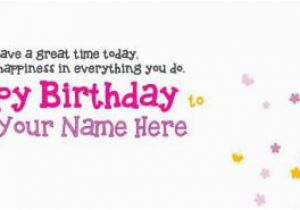 Birthday Cards For Facebook Timeline Happy Wish Fb Cover With Name