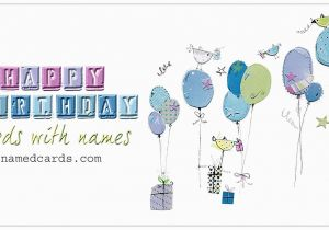 Birthday Cards For Facebook With Name Names Share Named