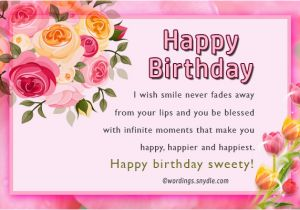 Birthday Cards For Female Friends Wishes Best Friend Wordings And Messages