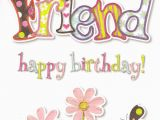 Birthday Cards for Female Friends to A Special Friend Birthday Card Cute Traditional Female