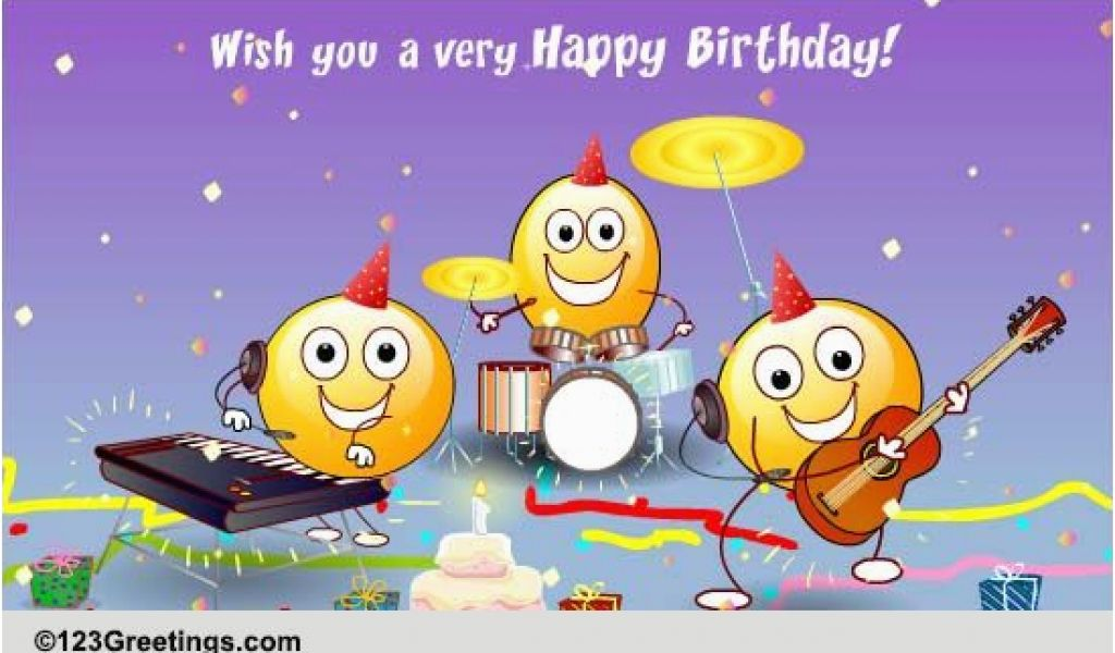 Download By SizeHandphone Tablet Desktop Original Size Back To Birthday Cards For Friends With Music