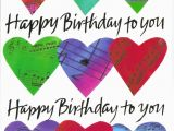 Birthday Cards for Friends with Music Happy Birthday to You Hearts Pictures Photos and Images