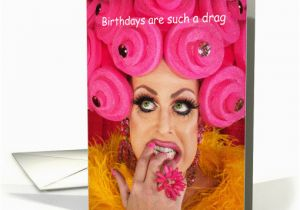 Birthday Cards For Gay Friends Fabulous Drag Queen Card 1243044