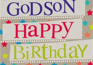 Birthday Cards For Godson Happy Wishes Quotes