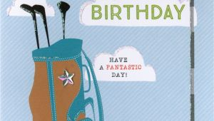 Birthday Cards for Golfers Happy Birthday Golf Greeting Card Cards
