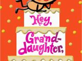 Birthday Cards for Granddaughters Compliments for You Granddaughter Birthday Card