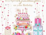 Birthday Cards for Granddaughters Granddaughter Birthday Handmade Embellished Greeting Card