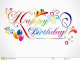 Birthday Cards for Her Free Download Abstract Happy Birthday Card Royalty Free Stock Photos