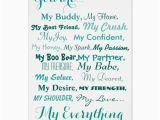 Birthday Cards for Husband Printable Birthday Card Husband Wife Male Female Love Zazzle Com