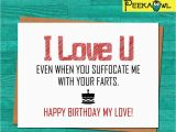 Birthday Cards for Husband Printable Instant Download Funny Birthday Card Boyfriend Husband