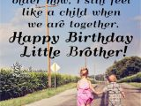 Birthday Cards for Little Brother Birthday Wishes for Brother Pictures and Graphics