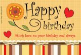 Birthday Cards for Loved Ones Birthday Ecards for Loved One