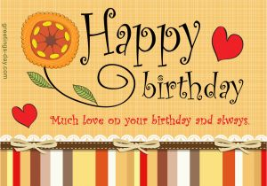 Birthday Cards For Loved Ones Ecards One