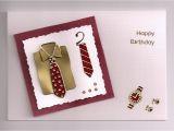 Birthday Cards for Males Handmade Birthday Cards for Men Let 39 S Celebrate
