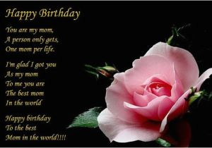 Birthday Cards For Mom In Heaven 72 Beautiful Happy Wishes My