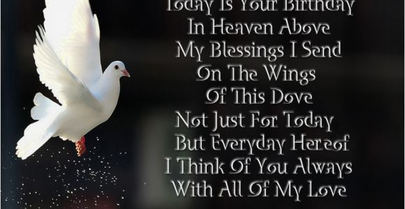 Birthday Cards For Mom In Heaven Happy Wishes Quotes Images