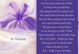 Birthday Cards for Mom In Heaven Moms Birthday In Heaven In Loving Memory Happy