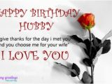 Birthday Cards for My Husband On Facebook 60 Happy Birthday Husband Wishes Wishesgreeting
