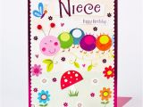 Birthday Cards for Nieces Birthday Card Niece Friendly Caterpillar Only 1 49