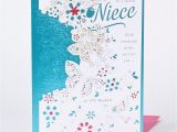 Birthday Cards for Nieces Birthday Card Niece with Wonderful Wishes Only 1 49