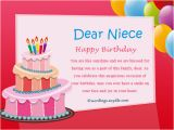 Birthday Cards for Nieces Happy Birthday Wishes for Niece Niece Birthday Messages