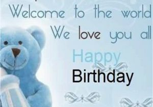 Birthday Cards For One Year Old Baby Boy Card 1 Free