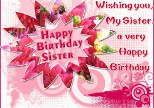 Birthday Cards For Sister Free Download Happy Greeting Hd Wishes Wallpapers
