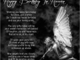 Birthday Cards for someone In Heaven Happy Birthday In Heaven Wishes Quotes Images