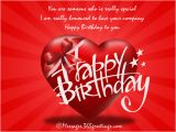 Birthday Cards for someone Special Male Birthday Wishes for someone Special 365greetings Com