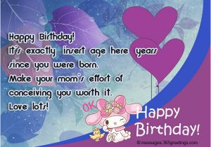 Birthday Cards For Text Messages Happy Sms Wishes 365greetings Com