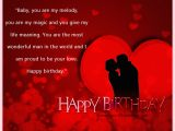 Birthday Cards for the Man I Love Romantic Birthday Wishes 365greetings Com