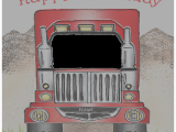 Birthday Cards for Truck Drivers Birthday Cards Fresh Truck Driver Birthday Cards Truck