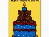 Birthday Cards for Twin Boys 20 Best Birthday Cards for Twins Images On Pinterest