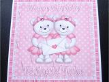 Birthday Cards for Twin Boys to Special Twins Teddies Birthday Card Boys Girls or