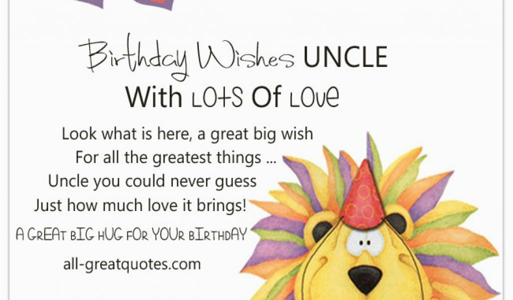 Download By SizeHandphone Tablet Desktop Original Size Back To Birthday Cards For Uncle