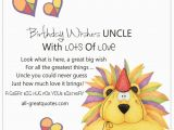 Birthday Cards for Uncle From Niece Download Free Birthday Wishes for Uncle From Niece the