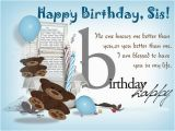 Birthday Cards for Younger Sister 119 Happy Birthday Wishes for Sister Messages Quotes