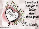 Birthday Cards for Younger Sister 125 Birthday Wishes for Sisters Happy Birthday Sister