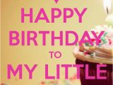 Birthday Cards for Younger Sister Happy Birthday to My Little Sister Pictures Photos and