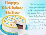 Birthday Cards for Younger Sister Happy Birthday Wishes for Sister
