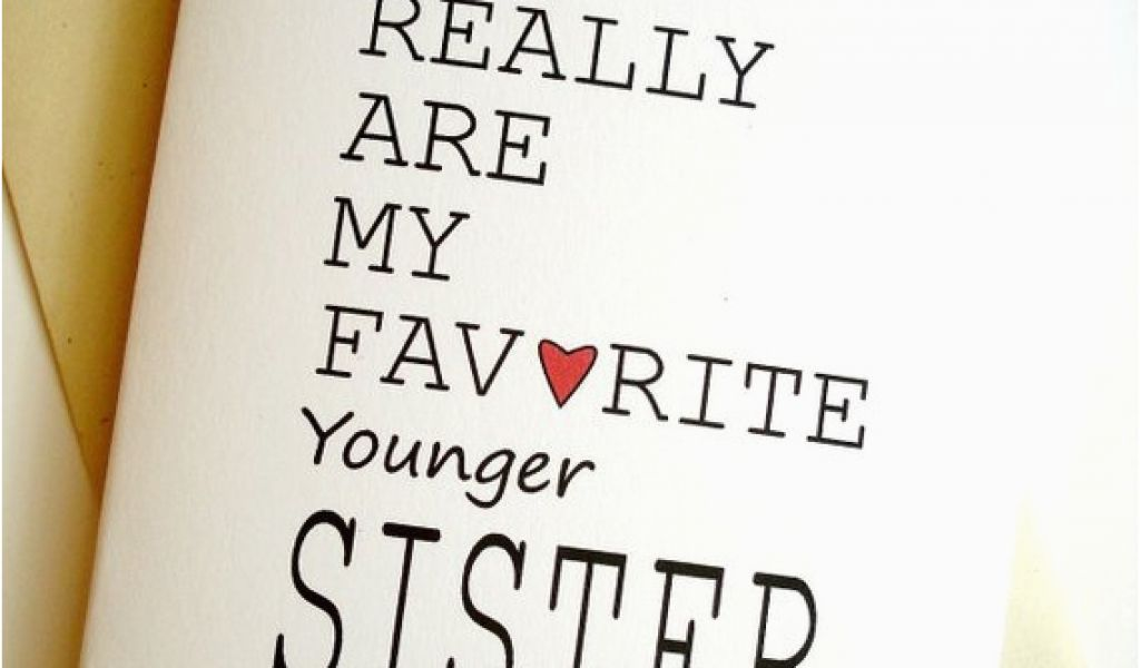 Download By SizeHandphone Tablet Desktop Original Size Back To Birthday Cards For Younger Sister