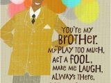 Birthday Cards for Your Brother Brother Love Birthday Card Greeting Cards Hallmark