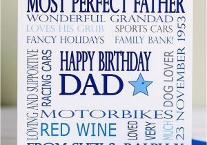Birthday Cards For Your Dad Beautiful And Impressive To Send Love