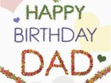 Birthday Cards for Your Dad Happy Birthday Dad