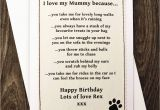 Birthday Cards From the Dog Personalised Birthday Card From the Dog by Jenny Arnott