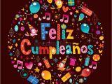 Birthday Cards In Spanish Feliz Cumpleanos Feliz Cumpleanos Happy Birthday In Spanish Greeting Card