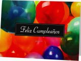 Birthday Cards In Spanish Feliz Cumpleanos Promotional Gifts for Spanish Spanish theme Promotional