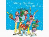 Birthday Cards Next Day Delivery Uk All Of Us Christmas Quentin Blake Xmas Card Same Day