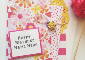 Birthday Cards Online Editing With Name And Photo Editor 101
